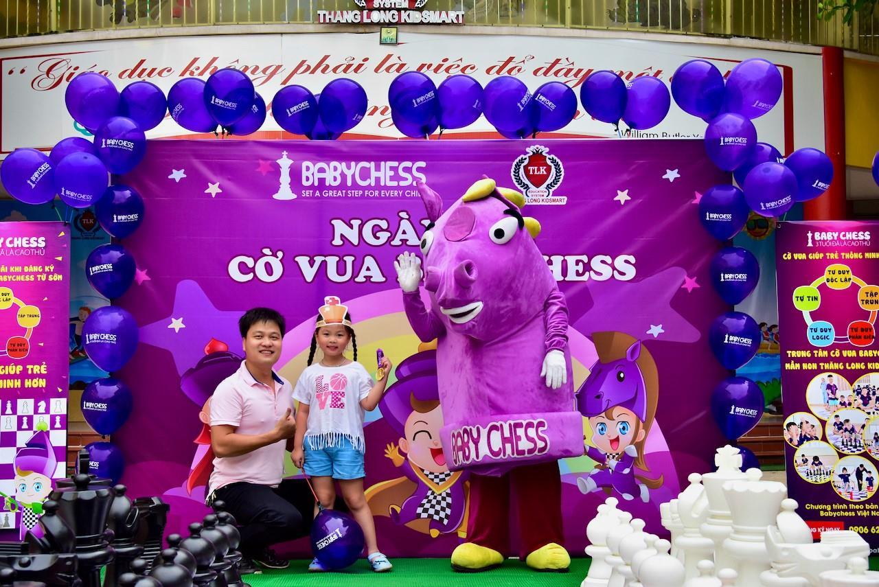 NGÀY HỘI BABYCHESS 2020 TẠI THĂNG LONG KIDSMART