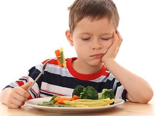 Nguyên nhân trẻ 6 tuổi biếng ăn
