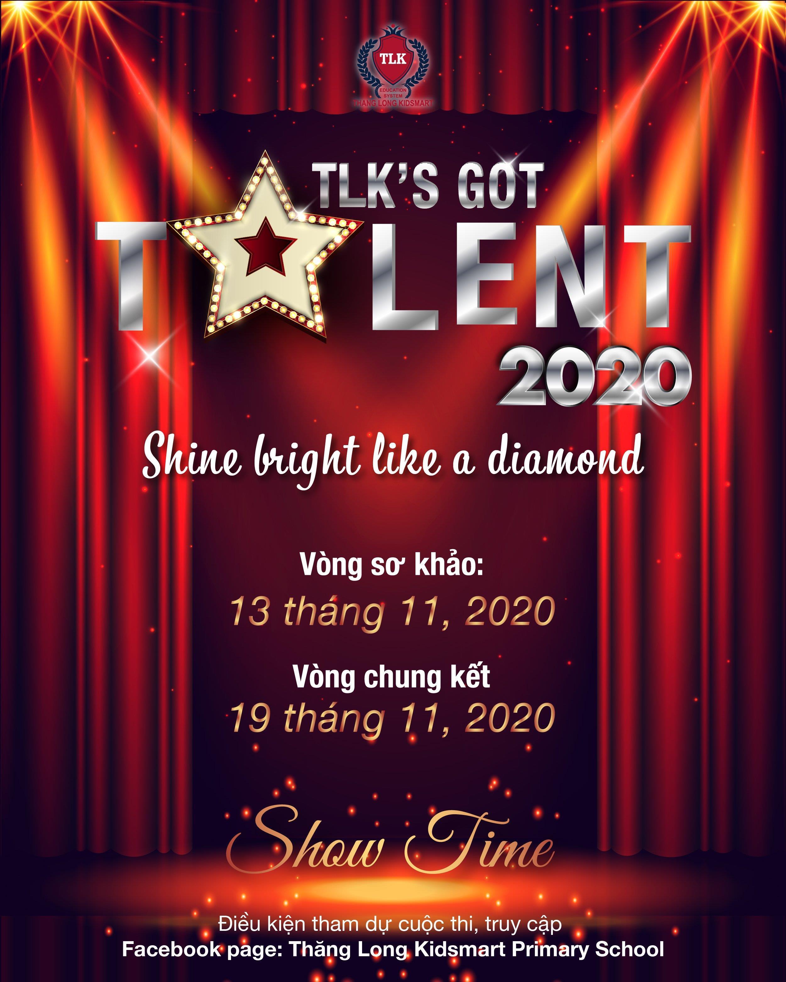 Thể lệ chương trình Thăng Long Kidsmart's Got Talent