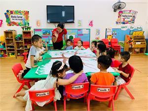 Kế hoạch giáo dục tháng 9+10/2019 khối Mẫu giáo bé